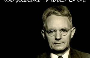 Hay conocimiento en el Altísimo. Una breve introducción a Cornelius Van Til y su propuesta epistemológica