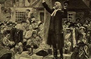 Los cristianos no pueden predicar en la plaza