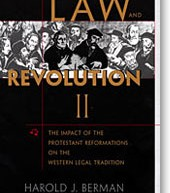 Harold Berman, Law and Revolution II