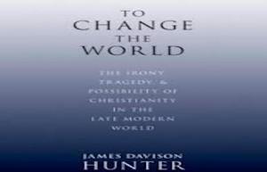 Cambiar el mundo – conferencia