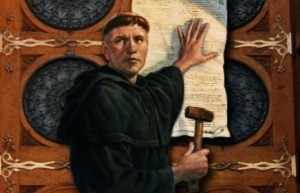 La teología política de Martín Lutero