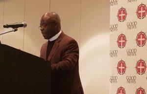 Los metodistas unidos africanos no cambiarán la Biblia por dólares