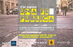 Fe Pública: la vigencia del pensamiento reformacional para Latinoamérica