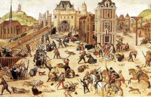 Calvinismo, crisis social y violencia