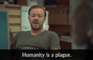 La humanidad como plaga