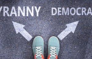 Cómo la democracia se convierte en tiranía